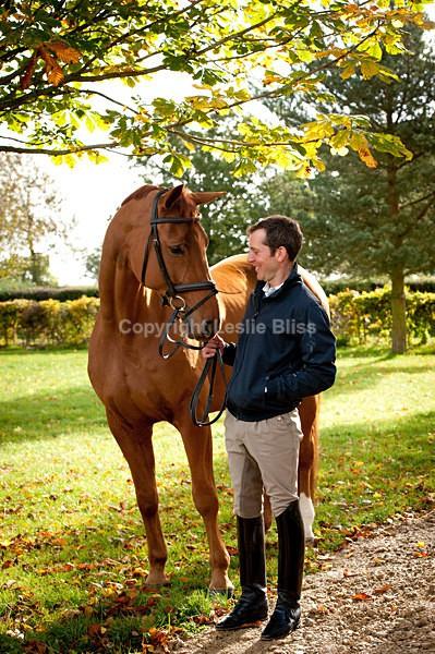 Dan Greenwood - Dressage Rider Portraits