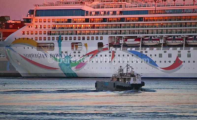Cruise ships Saint John New Brunswick Canada - Cruise Ships