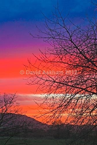 Dawn sky - Travel & Landscape