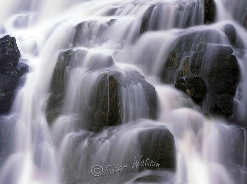 Near Bala Snowdonia Wales 2 - Rivers & Waterfalls