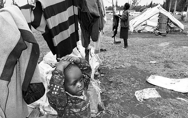 Kenya Election Violence Displaced, IDP