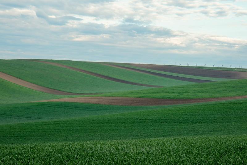 clouds - Moravia