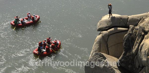 River Rafting, Copalito River, Huatulco, Mexico - Central America