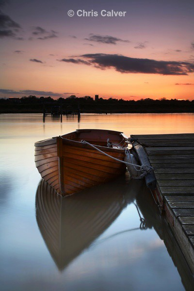 At Rest - Suffolk Coastal Scenes