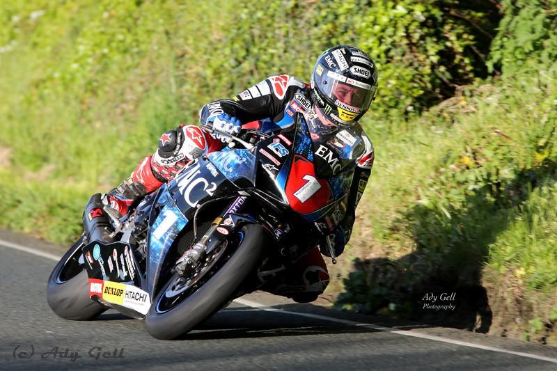 John McGuinness - Racing