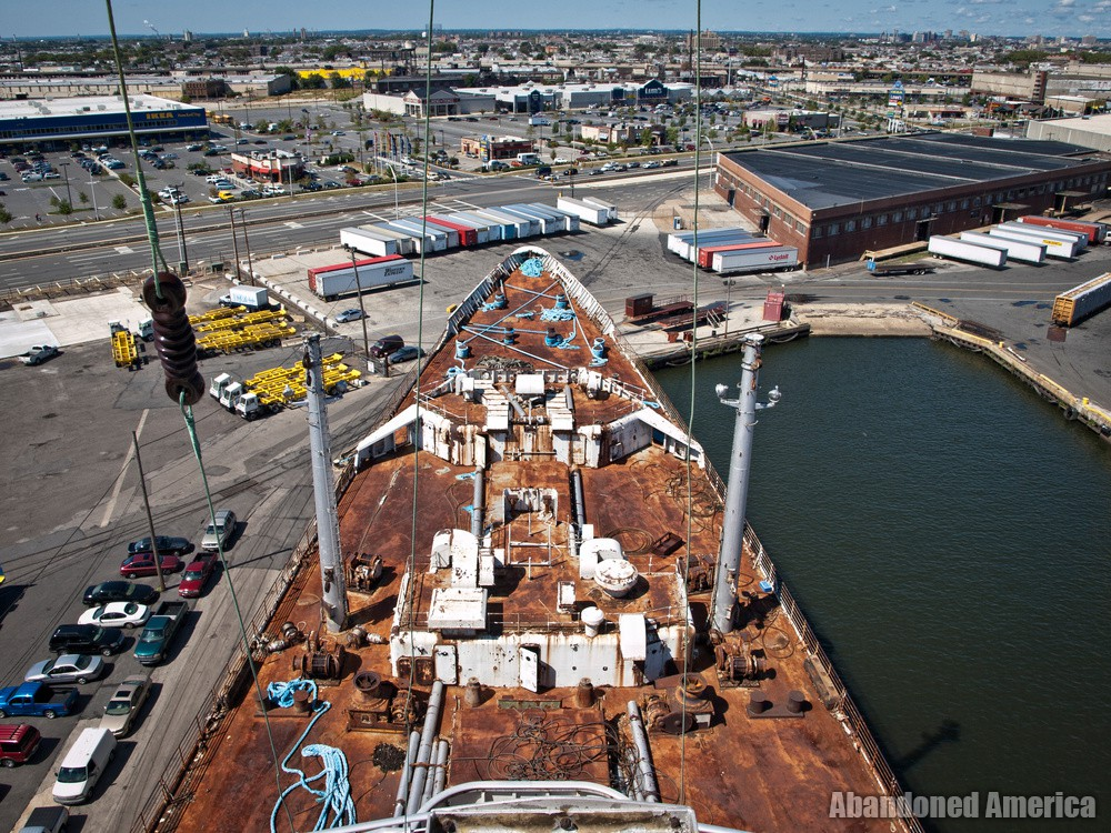 The Shame of the States | SS United States (Philadelphia, PA) - SS United States
