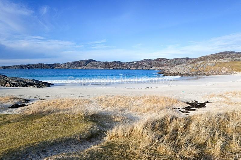 Achmelvich Bay, Highland - Landscape format