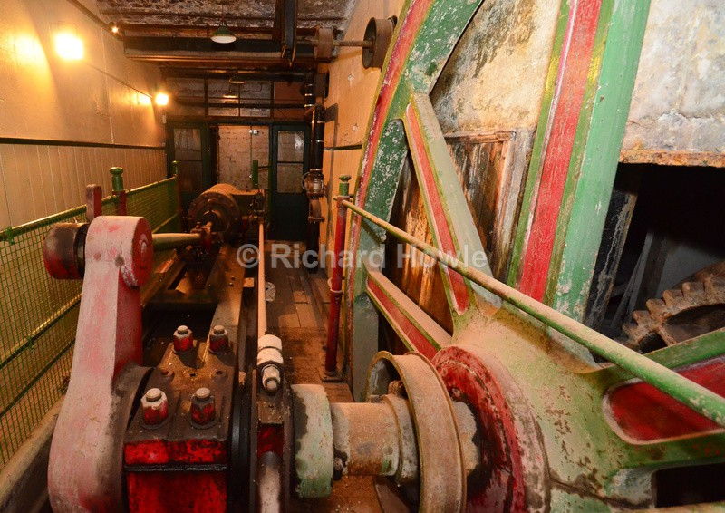 The Steam Engine - Potteries Images