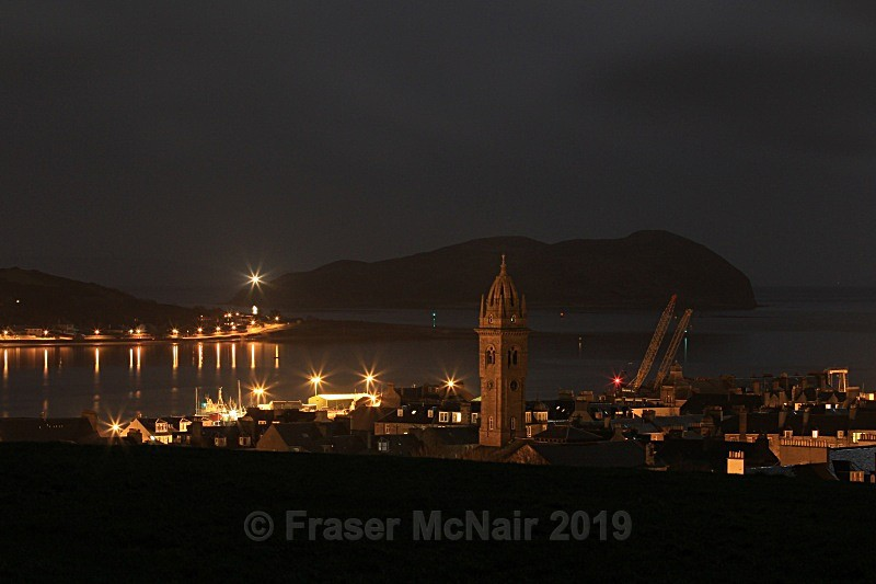 Campbeltown loch3392a - Night Photography