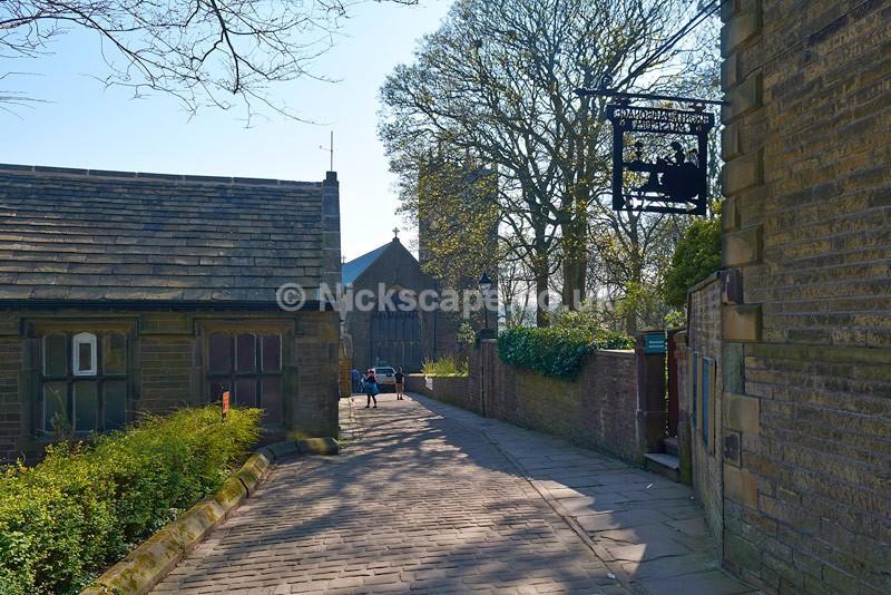 Brontë Parsonage - Haworth Village