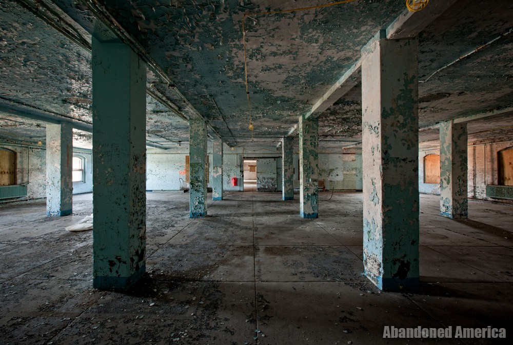 Holmesburg Prison, Philadelphia PA | Abandoned America by Matthew Christopher