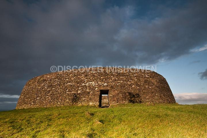 Grianan of Aileach - Inishowen peninsula