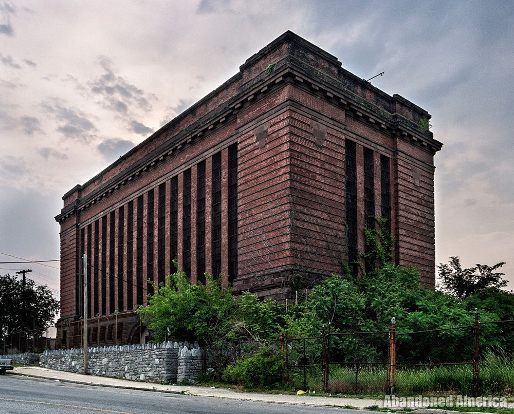 York County Prison (York, PA) | Imposing Exterior - The York County Prison