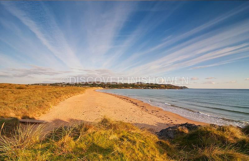 Culdaff beach - Inishowen peninsula