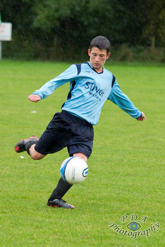 21 Football - Earls Barton United U16