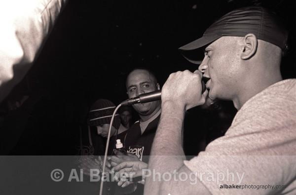 26 - Rodney P @ the attic 28.02.03