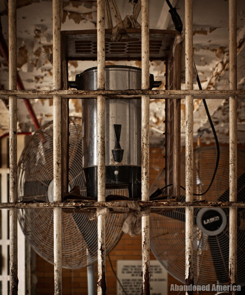 Essex County Jail Annex (Caldwell, NJ) | Caged Coffee - Essex County Jail Annex