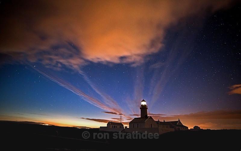 Langness beams out - Skies of Man