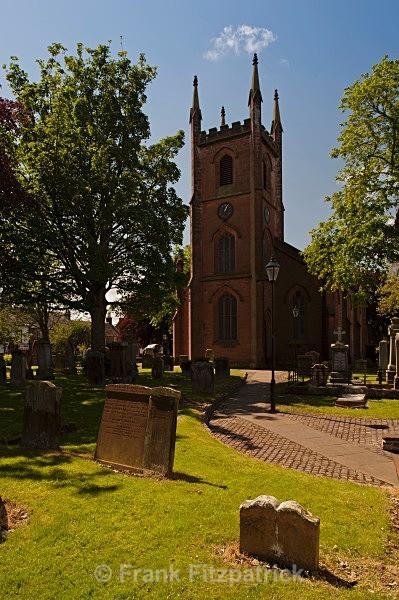 St Michaels Church, Mauchline, Ayrshire - Robert Burns