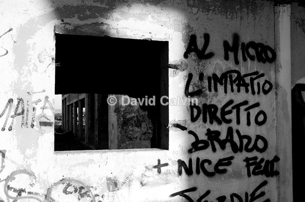 Window To Decay - Dereliction
