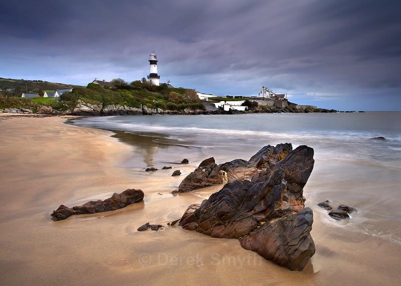 Inishowen Lighthouse - Shrove Beach