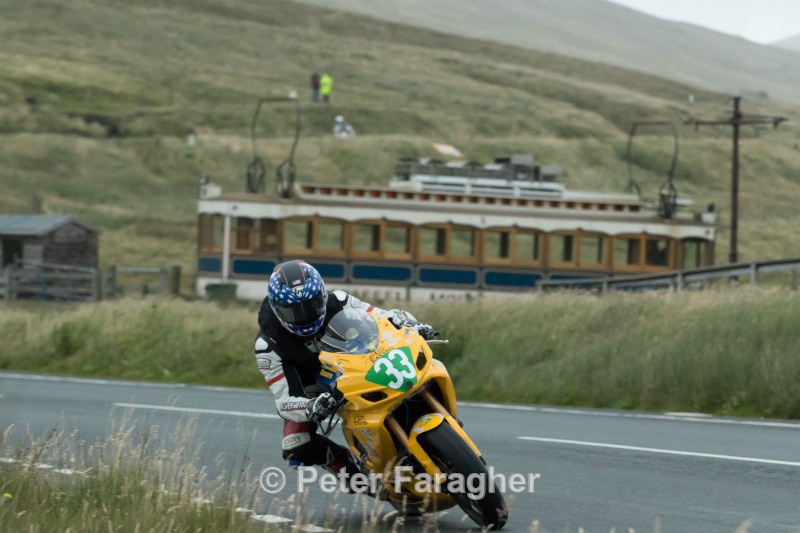 Alan Cunningham - Manx Grand Prix and Classic TT