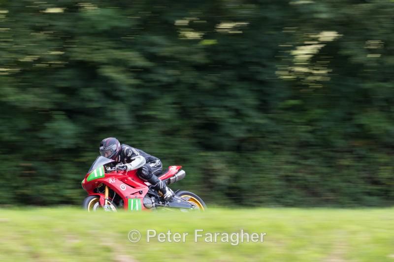 Royce Rowe - Manx Grand Prix and Classic TT
