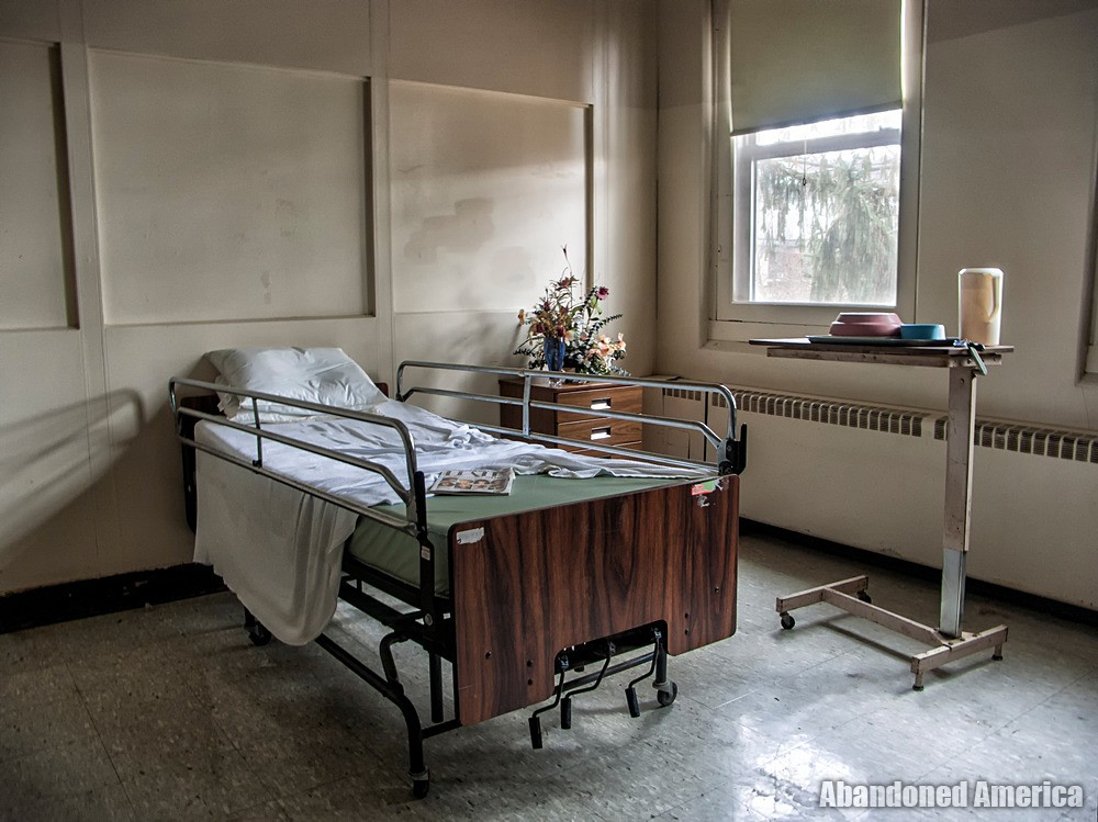 Overbrook Asylum (Cedar Grove, NJ) | Like They Just Left - The Essex County Hospital Center