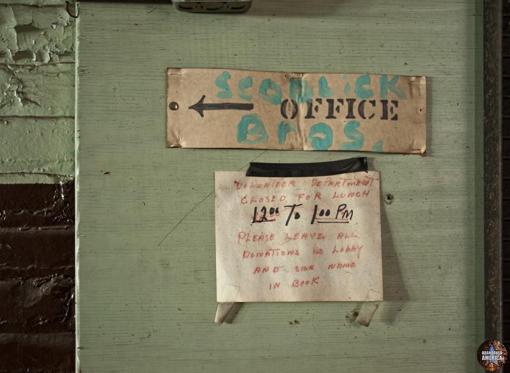 The Scranton Lace Company | Volunteer Department - Scranton Lace Company