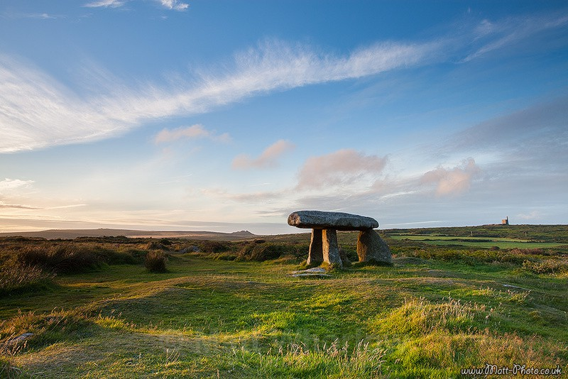 Lanyon Quoit - Cornwall - Towns and Countryside