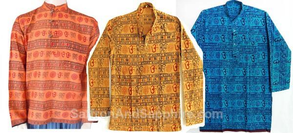 Om Kurta Shirts