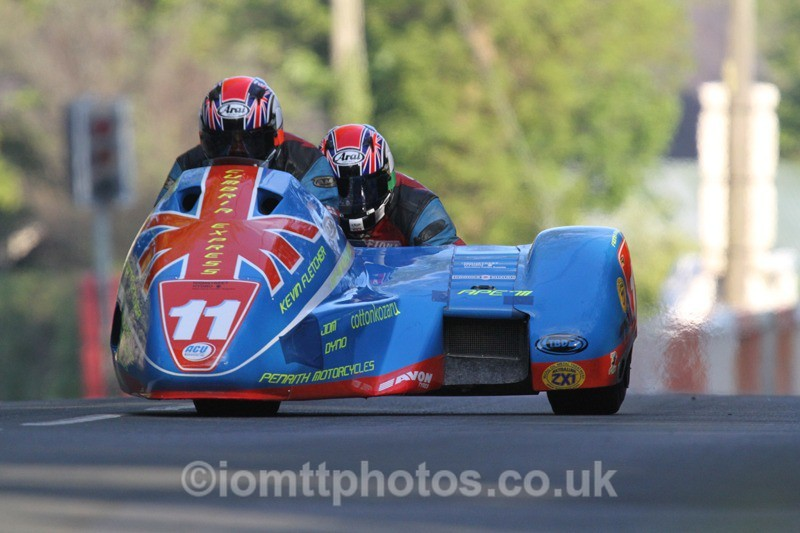 IMG_5454 - Thursday Practice - TT 2013 Side Car