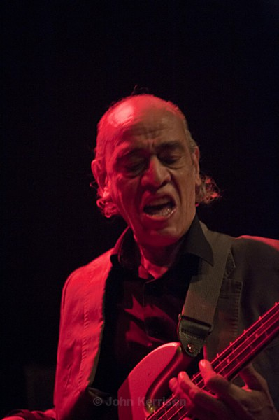 Norman Watt-Roy of the Blockheads 2 - Concert