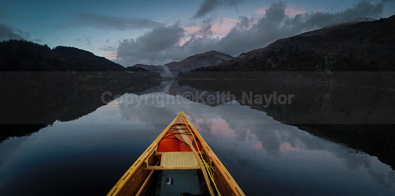 Llyn Gwynant Dawn - Latest Work