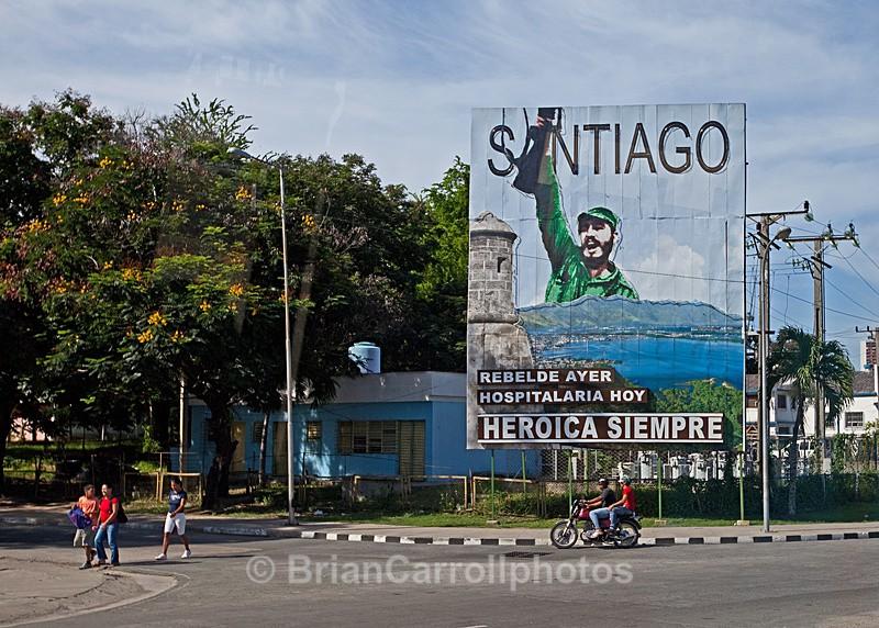 Santiago del Cuba,Eastern Cuba - Cuba, Island Tour 2010