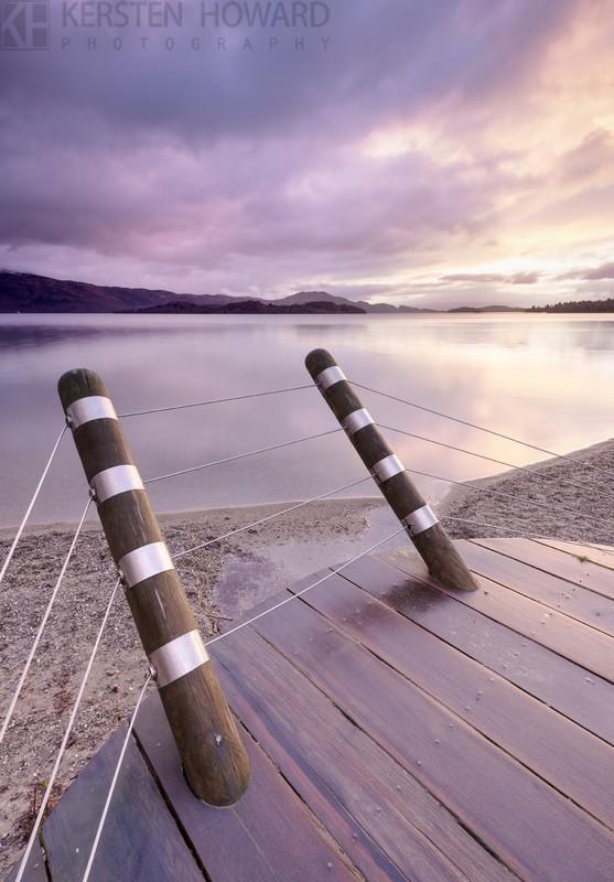 First Light Over Loch Lomond - Loch Lomond - Scotland