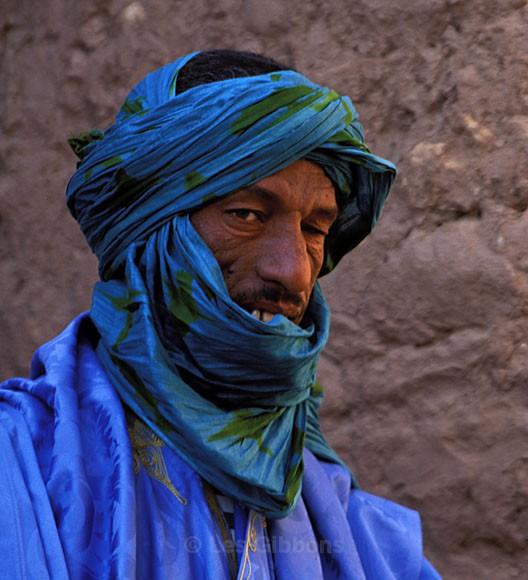 Tribesman - Morocco
