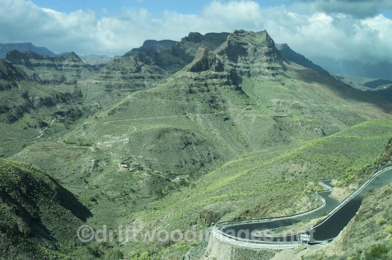Gran Canaria mountains 8 - Gran Canaria