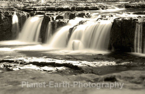 Aysgarth Falls - Nature / Macro Photography