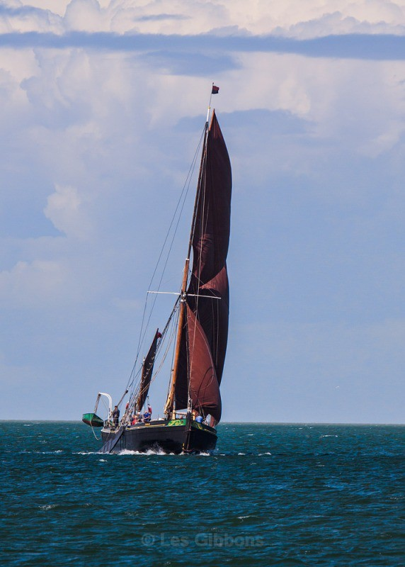 whitstable - Thames Barge2 - Kent