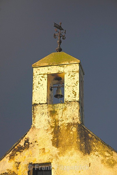 Bell tower, Nunton Steadings, Benbecula, Outer Hebrides - Benbecula