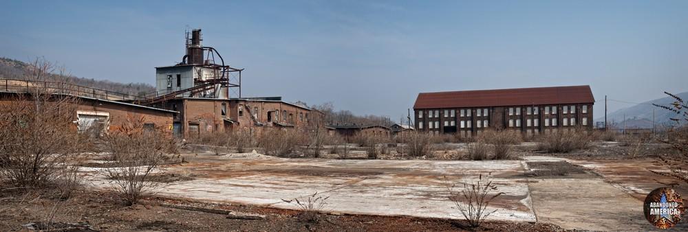 New Jersey Zinc (Palmerton, PA) | Barren - New Jersey Zinc