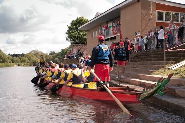 2 - Dumfries Devorgilla Dragon Boat Race 2010