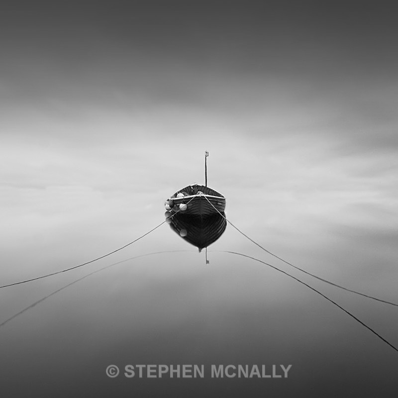 Floating In The Sky - Seascapes