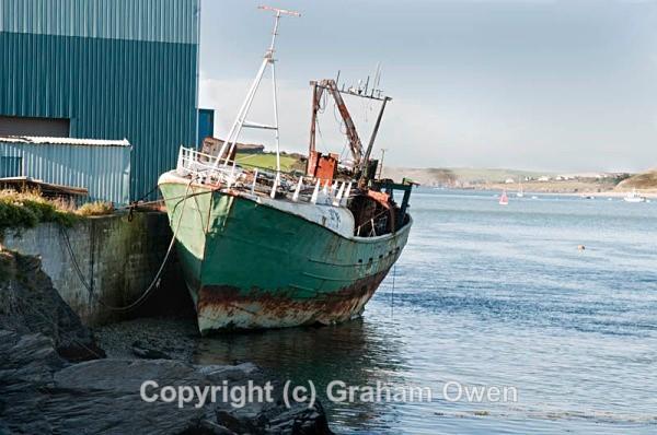 Seen Better Days - Cornwall