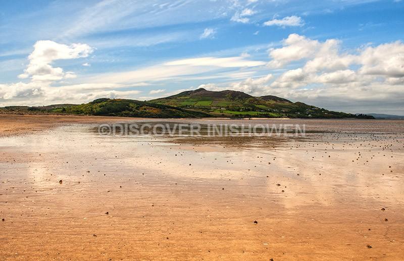 Lisfannan beach - Inishowen peninsula