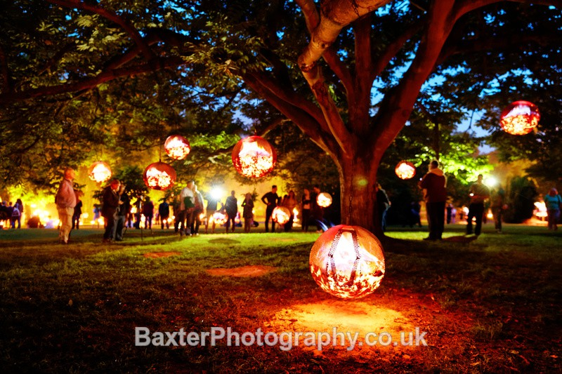 Balls Of Fire - The Valley Gardens (Harrogate)