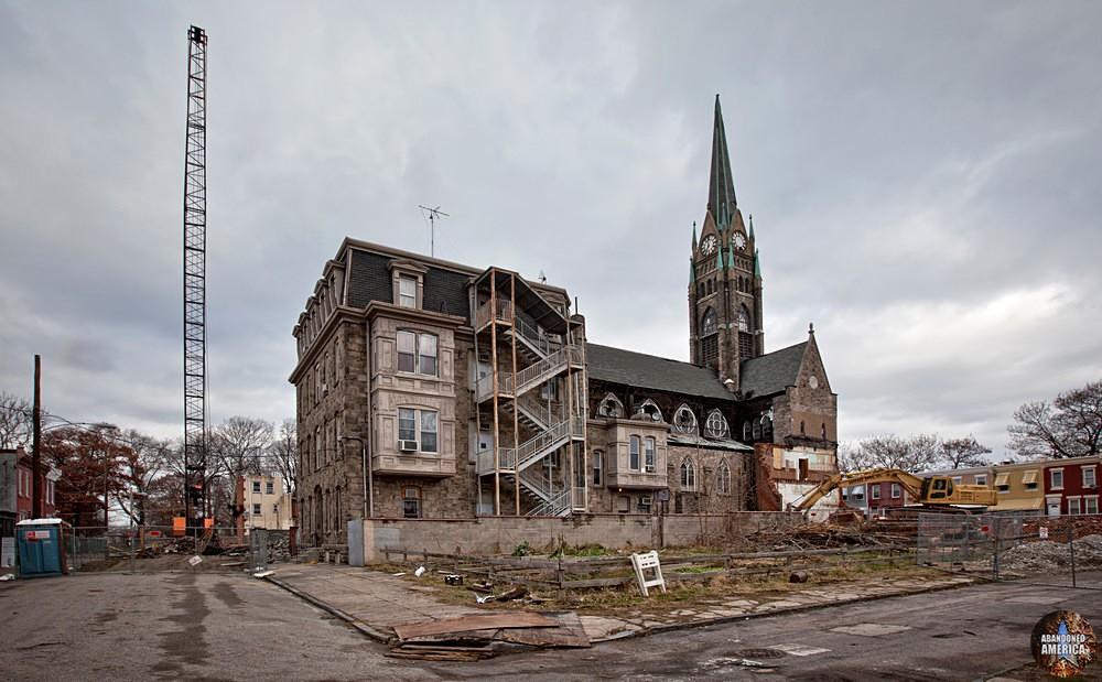 St Bonaventure Church (Philadelphia, PA) | Last Days - St. Bonaventure Roman Catholic Church