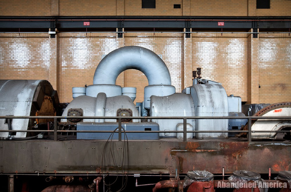Frank R. Phillips Power Station (South Heights, PA) | Turbine Profile - Frank R. Phillips Power Station