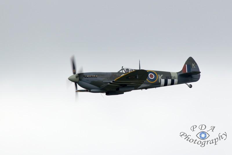 9 Spitfire LFIX MK356